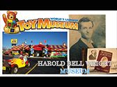 Harold Bell Wright & World's Largest Toy Museum