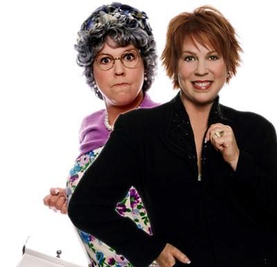 Vicki Lawrence & Mama