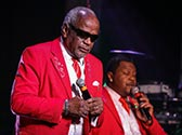 Golden Sounds of the Platters, Branson MO Shows (1)